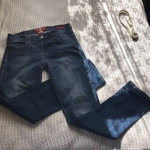 Lucky Brand Sofia Straight Cut Jeans